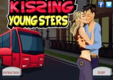 kissing-youngsters